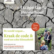 Nature Escape Game Hengelhoef
